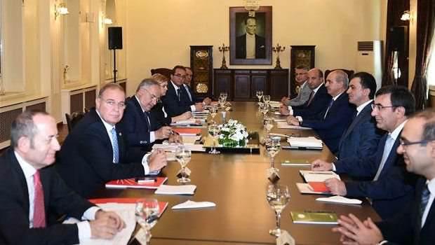 CHP-AKP koalisyonu için umutlar tükendi mi?