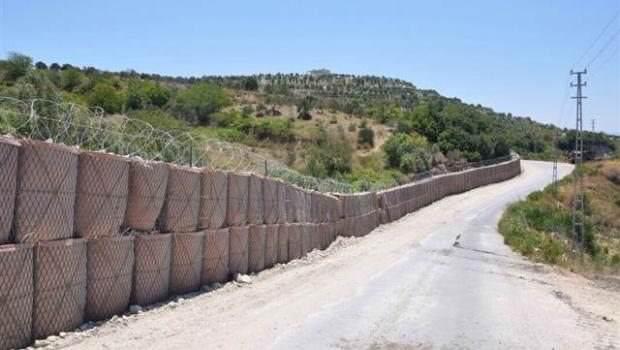 Suriye sınırına Türk seddi! Rokete bile dayanıklı..