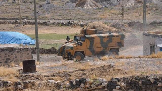 Ağrı'da operasyon: 2 PKK'lı terörist öldürüldü