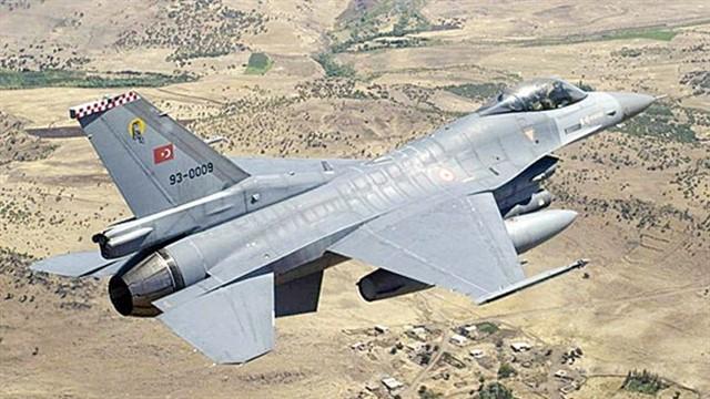 Türk jetleri bombaladı,190 PKK'lı öldürüldü