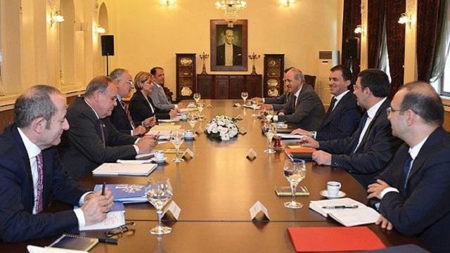 AKP ve CHP heyetleri 3. kez görüştü