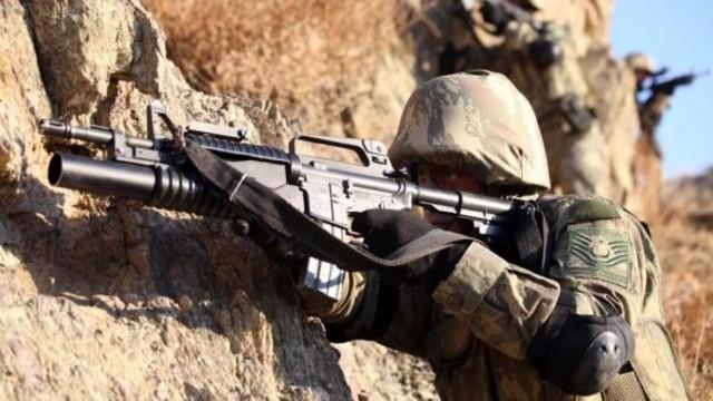 Şırnak'ta saldırı: 2 asker yaralı.. Çatışma sürüyor