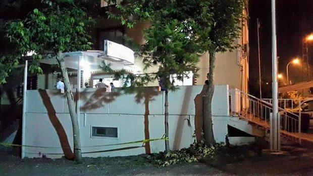Pozantı Emniyet Müdürlüğüne saldırı: 2 şehit