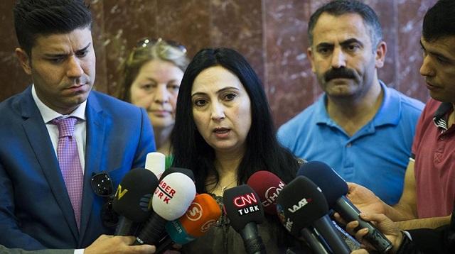 HDP'li Figen Yüksekdağ hakkında terör soruşturması