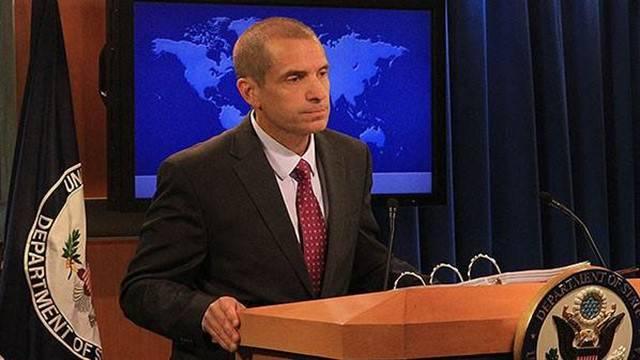 ABD'den Türkiye'ye YPG yalanlaması