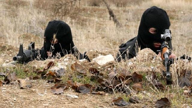 Ağrı'da çatışma: 3 terörist öldürüldü