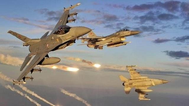 30 uçakla yeni operasyon başladı!