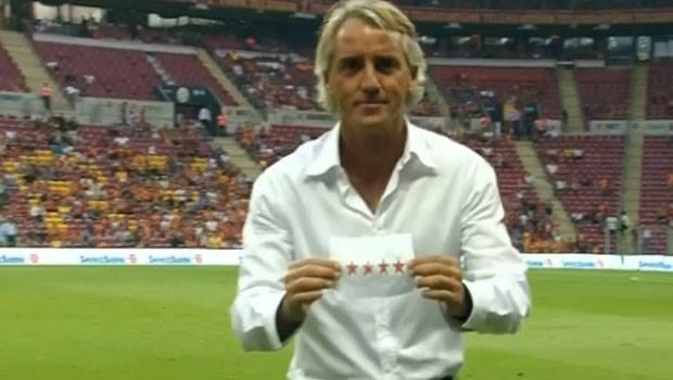 Mancini'den Fenerbahçe'ye ezeli gönderme