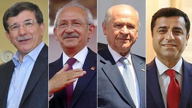 4 Senaryo: Türk siyasetini bundan sonra neler bekliyor?