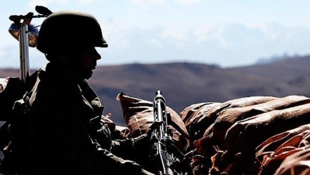 Silopi'de nöbet kulesindeki askerlere saldırı: 1 şehit!