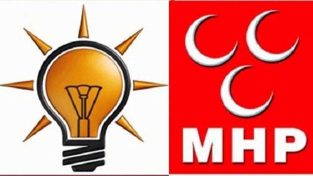 AKP'den MHP'ye iki seçenekli koalisyon paketi