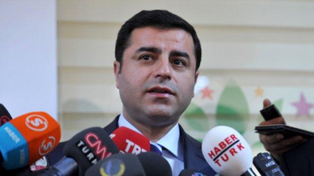 Demirtaş: PKK'nin misilleme taktikleri kirli