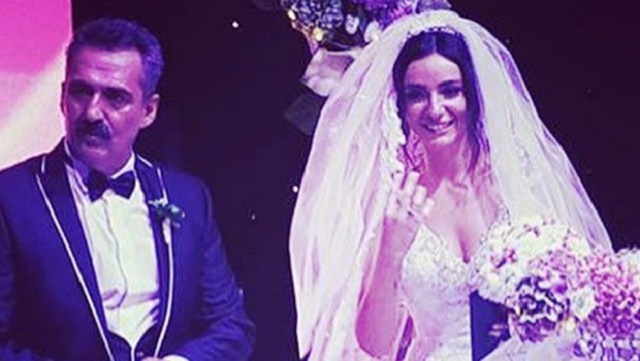 Yavuz Bingöl Öykü Gürman ile evlendi
