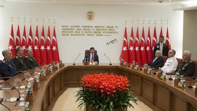 TSK'nın yeni komuta kademesi açıklandı