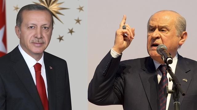 Bahçeli AKP'yi, şartlarını kabul etmeye zorluyor