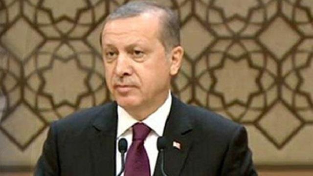 Erdoğan'a Ak Parti propagandası yaptı incelemesi