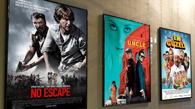 Bu hafta 9 yeni film vizyona giriyor