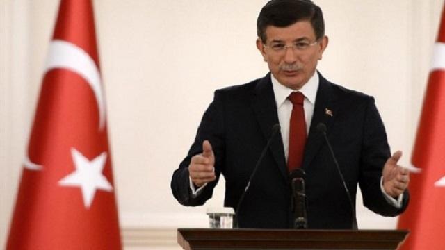Davutoğlu'dan Bahçeli'ye: Ne istiyorsun mübarek?