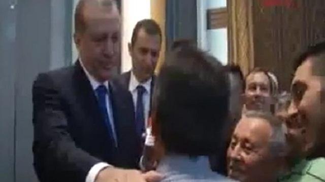 Erdoğan: Sigarayı bıraktım de bakayım