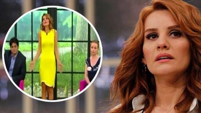 Esra Erol ATV Ana Haber'i sundu!