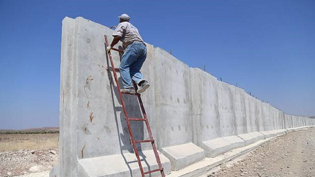 Suriye sınırına 203 milyon TL!