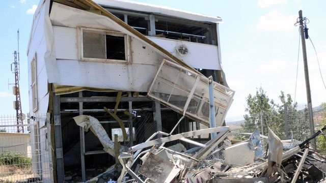 PKK'dan televizyon ve GSM vericilerine roketli saldırı!