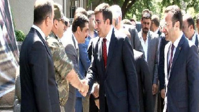 Cevdet Yılmaz, Öcalan'la görüşmek için İmralı'ya gitti mi?