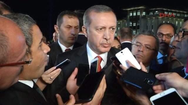 Erdoğan: Bu ülke çapulcuların, teröristlerin ülkesi değil!