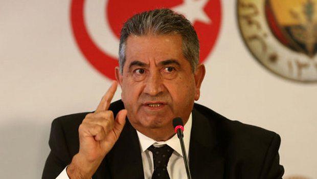 Mehmet Ali Şahin bu işlere burnunu sokmasın