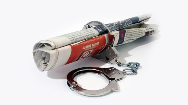 3 İngiliz gazeteci tutuklandı