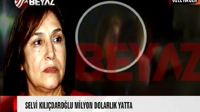 CHP'den Beyaz TV'ye lüks yat yalanlaması: İftira...