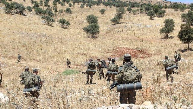 Şırnak'ta çatışma! Operasyon başladı