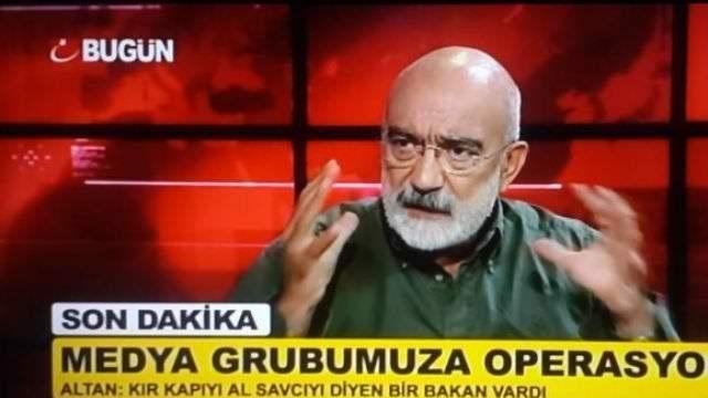 Ahmet Altan: Hepimizi öldürse de Erdoğan başkan olmayacak!