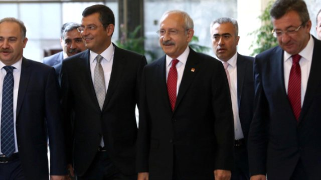 CHP Irak ve Suriye tezkeresine evet diyecek