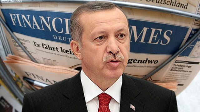 FT: Erdoğan medya üzerinde kontrolü artırıyor!
