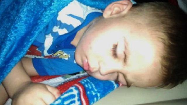Aylan, 6 saat önce böyle uyudu, hiç uyanamadı!