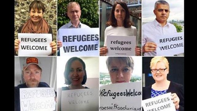 Independent sığınmacılar için imza kampanyası başlattı