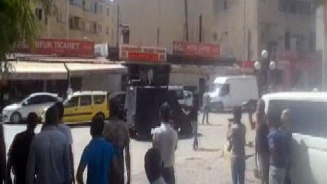 Tunceli'de  karakola saldırı... 2 PKK'lı öldürüldü