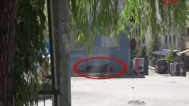 Tunceli'de PKK'lı teröristler böyle öldürüldü!