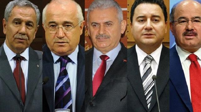 AKP'de üç döneme takılan hangi isimler aday olmadı?