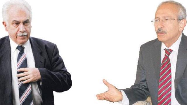 Vatan ile CHP arasında ilk ciddi temas