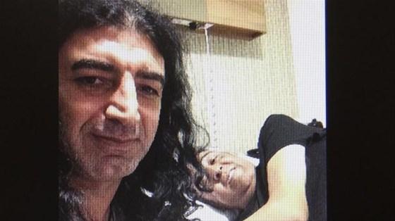 Murat Göğebakan'ın son selfiesi