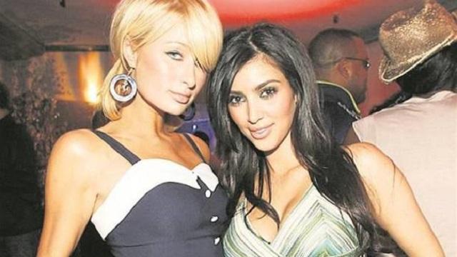 Paris Hlton ve Kim Kardashian barıştı!